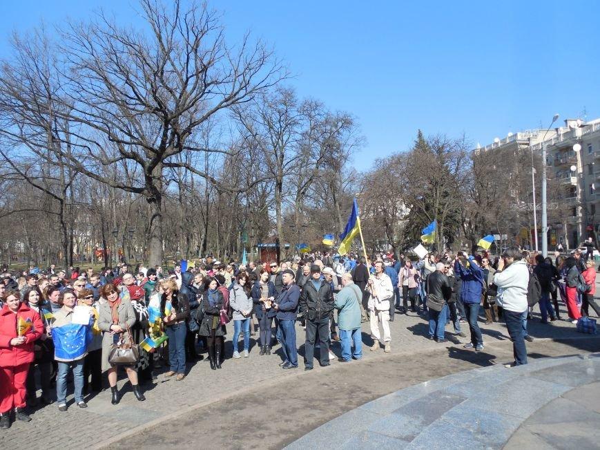 «Я кажу ні війні»: в Харькове митингует Евромайдан (ФОТО), фото-5