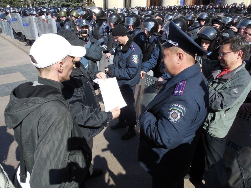 Пророссийский митинг на площади Свободы: харьковчане требуют отставки Балуты (ФОТО), фото-14
