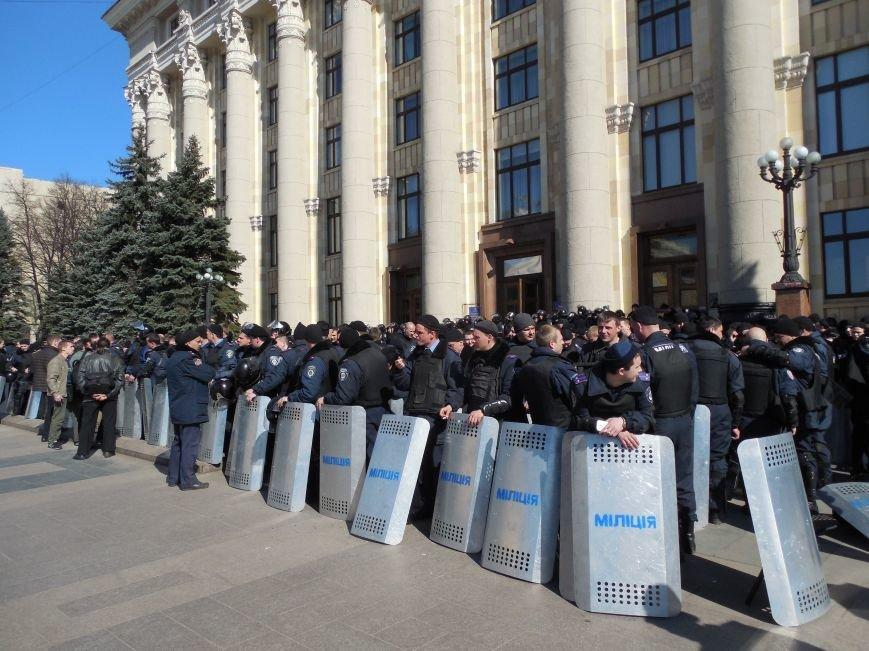 Пророссийский митинг на площади Свободы: харьковчане требуют отставки Балуты (ФОТО), фото-4