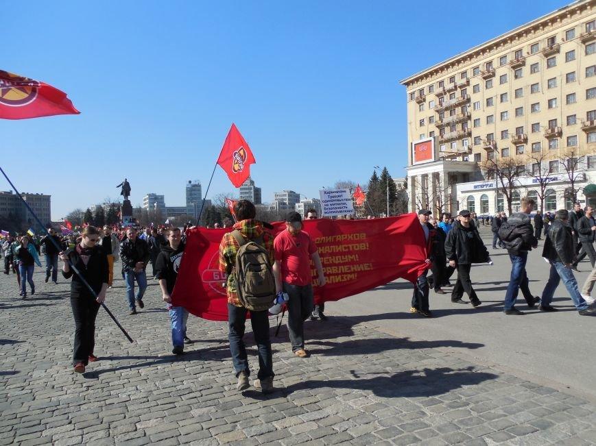 Пророссийский митинг на площади Свободы: харьковчане требуют отставки Балуты (ФОТО), фото-6