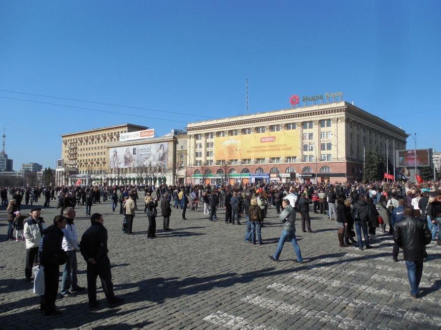 Пророссийский митинг на площади Свободы: харьковчане требуют отставки Балуты (ФОТО), фото-23