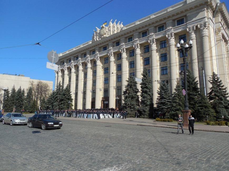 Пророссийский митинг на площади Свободы: харьковчане требуют отставки Балуты (ФОТО), фото-1