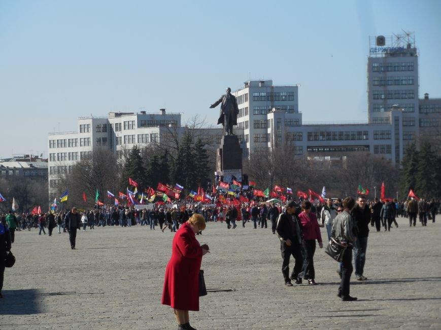Пророссийский митинг на площади Свободы: харьковчане требуют отставки Балуты (ФОТО), фото-2
