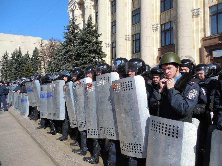 Пророссийский митинг на площади Свободы: харьковчане требуют отставки Балуты (ФОТО), фото-16