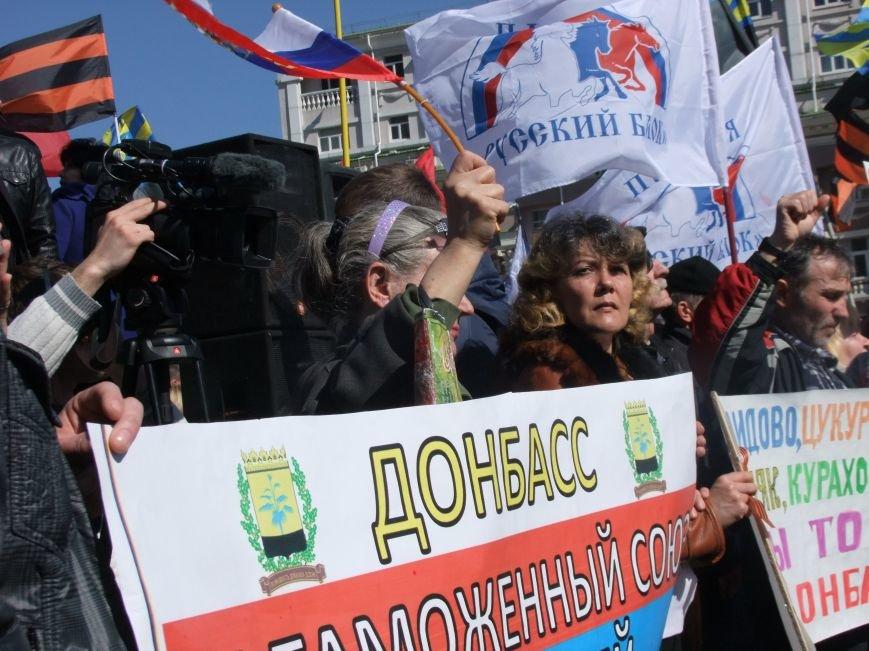 Среди протестующих пророссийских сил в Донецке произошел раскол? (ФОТО, ВИДЕО), фото-3
