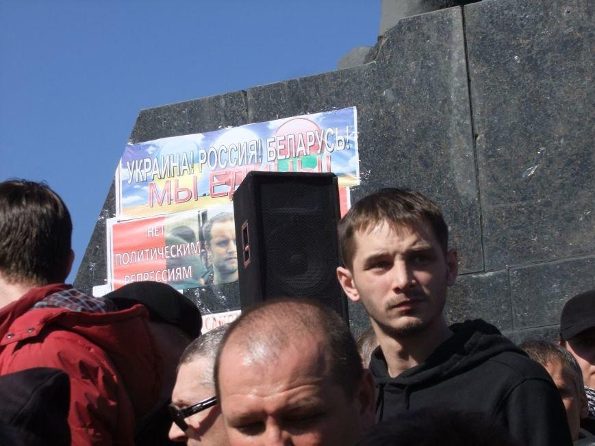 Среди протестующих пророссийских сил в Донецке произошел раскол? (ФОТО, ВИДЕО), фото-11