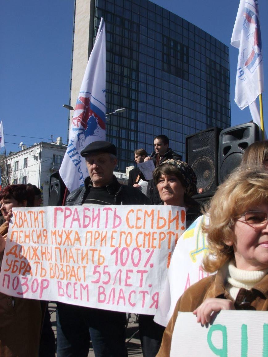 Среди протестующих пророссийских сил в Донецке произошел раскол? (ФОТО, ВИДЕО), фото-9