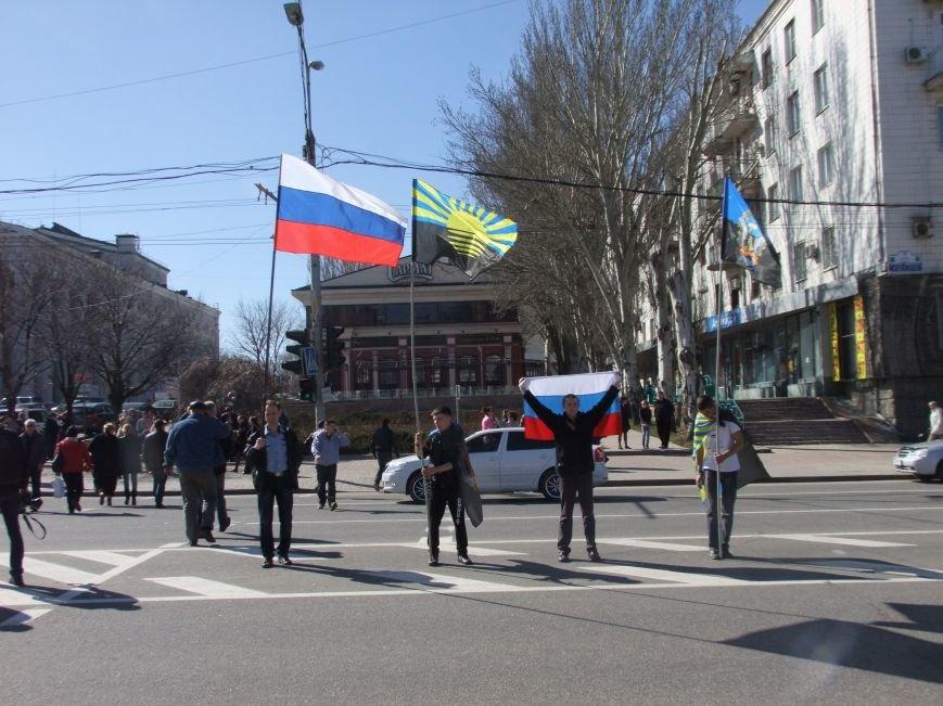 Среди протестующих пророссийских сил в Донецке произошел раскол? (ФОТО, ВИДЕО), фото-13