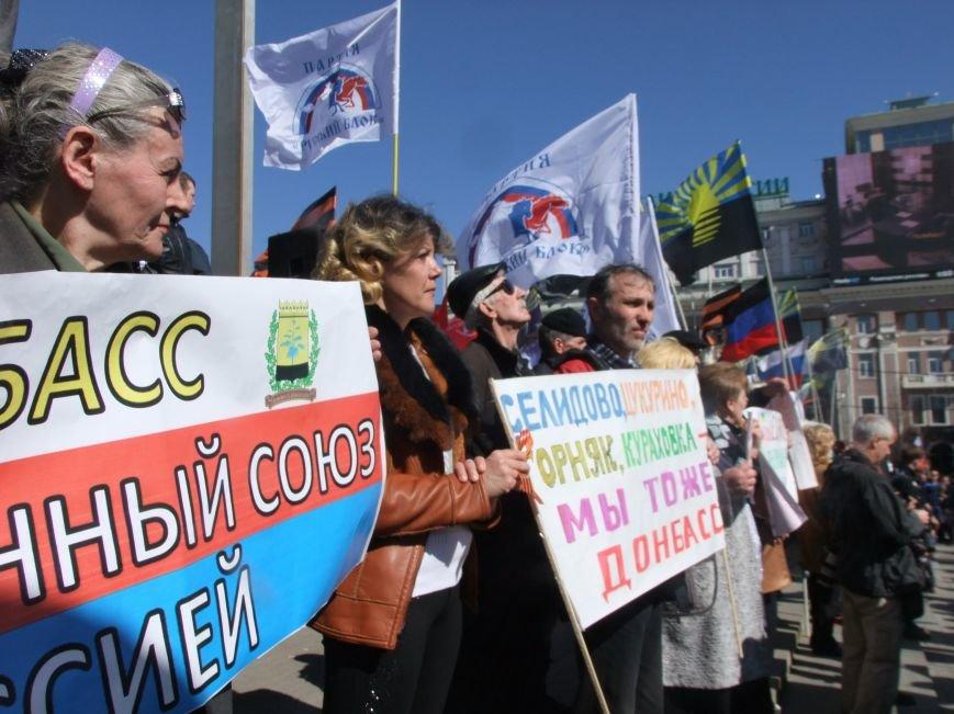 Среди протестующих пророссийских сил в Донецке произошел раскол? (ФОТО, ВИДЕО), фото-5