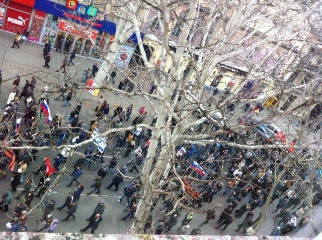 Полторы тысячи сторонников антимайдана грозятся оставить Одессу (ФОТО, ВИДЕО), фото-4