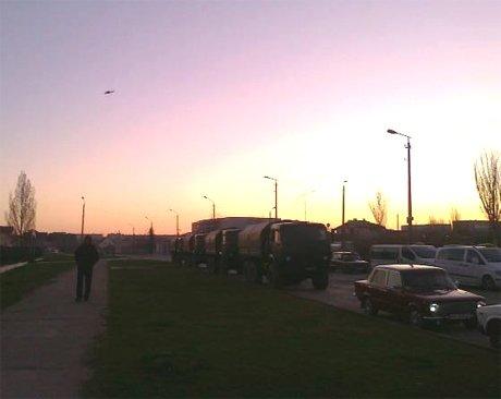 Россияне взяли в плен крымских морпехов (ФОТО), фото-1