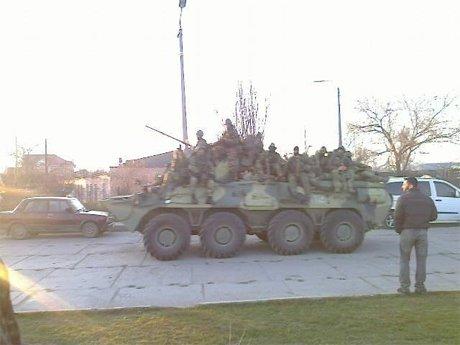 Россияне взяли в плен крымских морпехов (ФОТО), фото-2