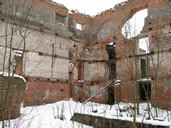 Китайский театр, город Пушкин, Царское Село, восстановление, Александровский парк
