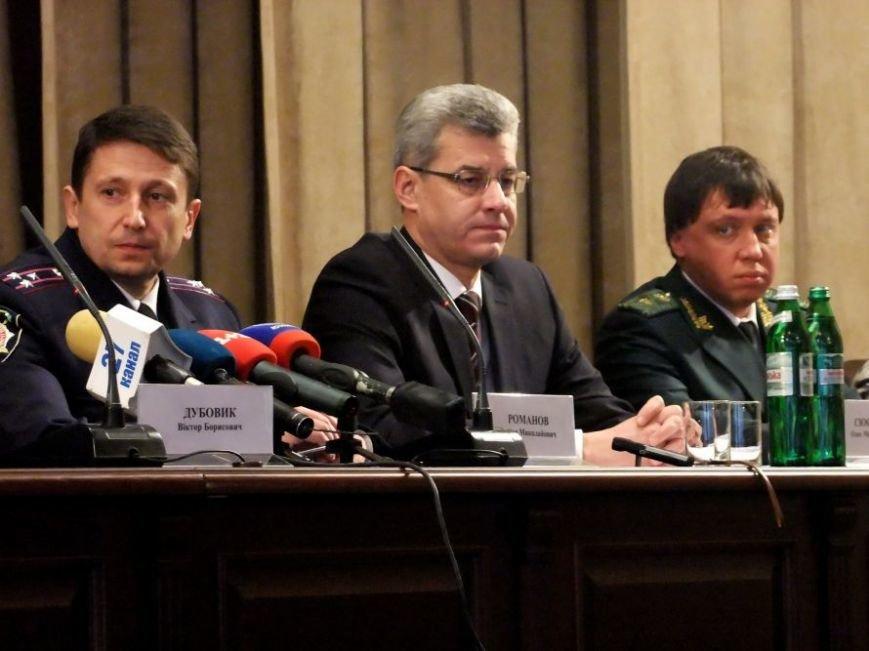 В Донецке представили нового начальника областной милиции (фото, видео) (фото) - фото 5