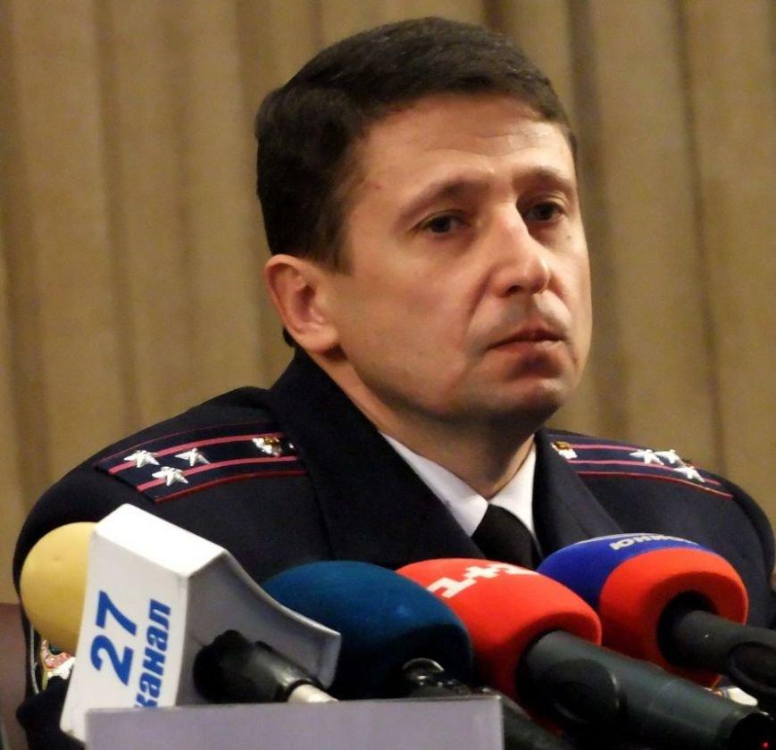 В Донецке представили нового начальника областной милиции (фото, видео) (фото) - фото 2