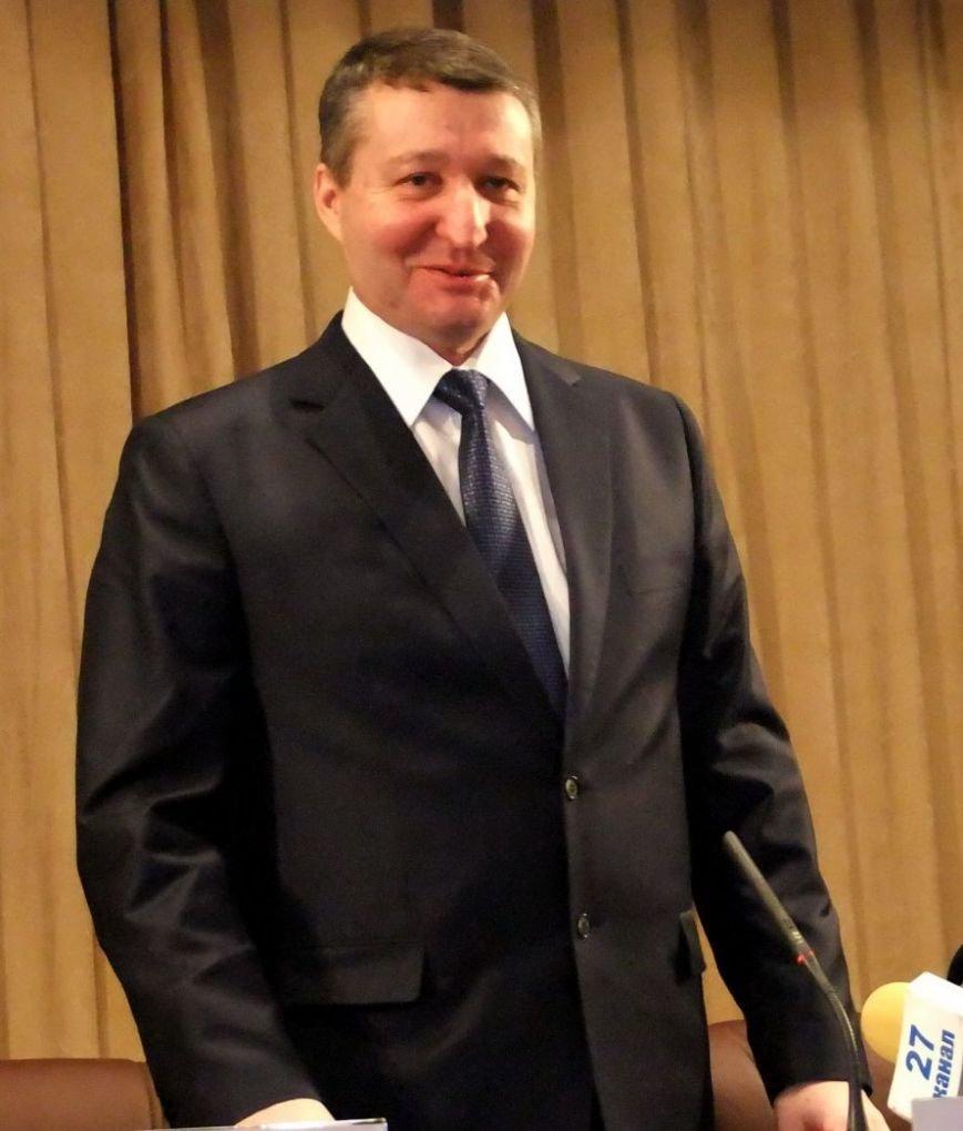 В Донецке представили нового начальника областной милиции (фото, видео) (фото) - фото 4