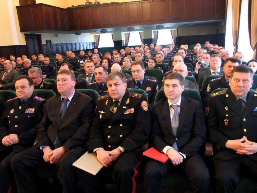В Донецке представили нового начальника областной милиции (фото, видео) (фото) - фото 6