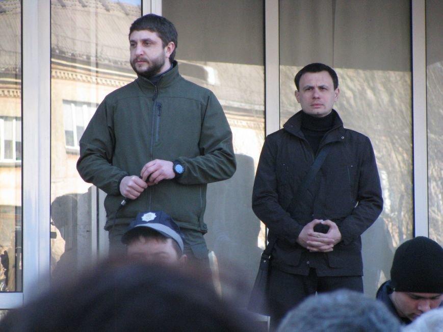 Народное вече выбрало народным мэром Мариуполя Кузьменко (ФОТО+Дополнено), фото-4
