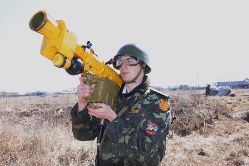 Как будущих харьковских офицеров учили стрелять и летать (ФОТО), фото-1