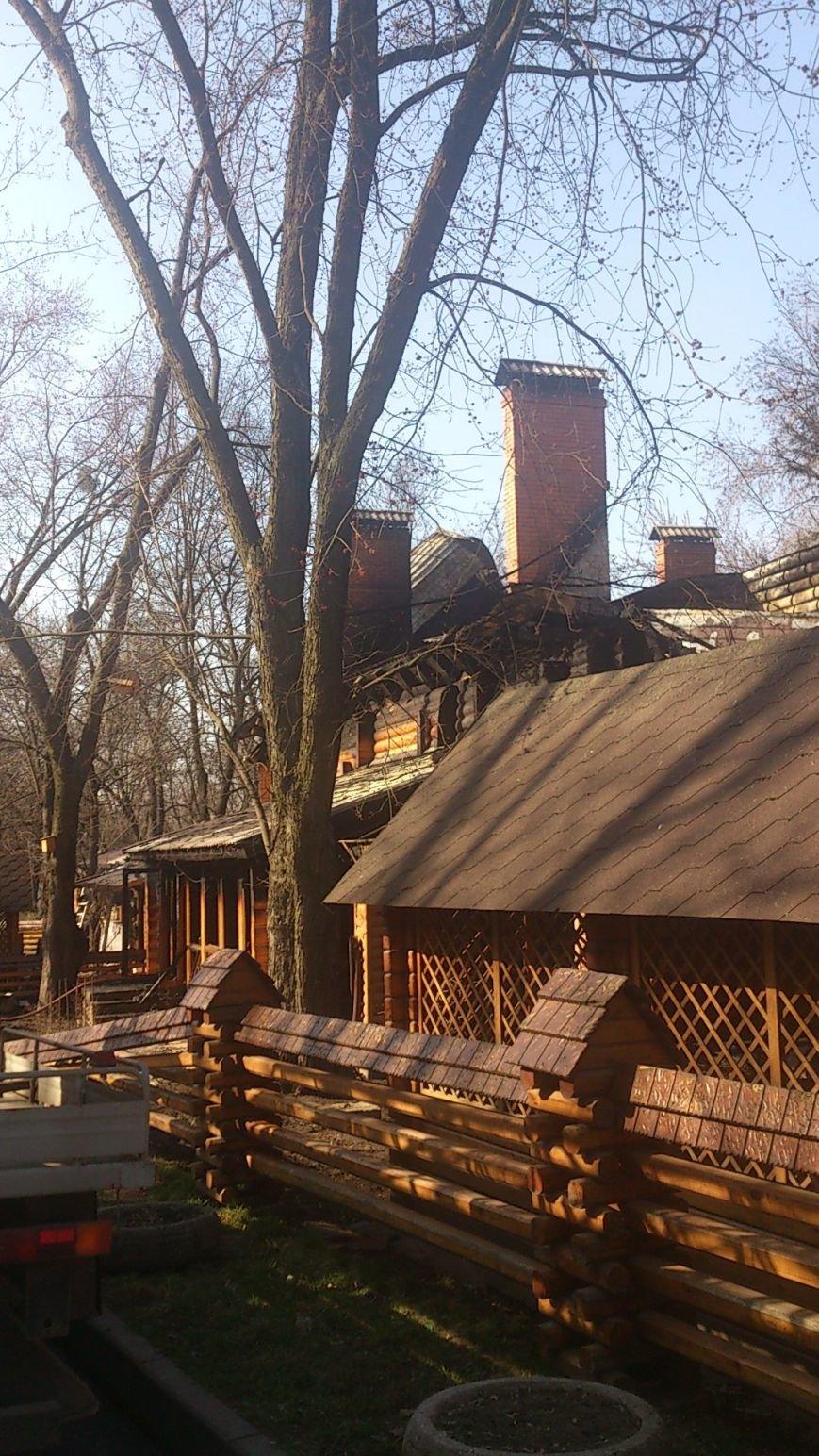 В центре Харькова дотла сгорел двухэтажный ресторан (ФОТО), фото-5