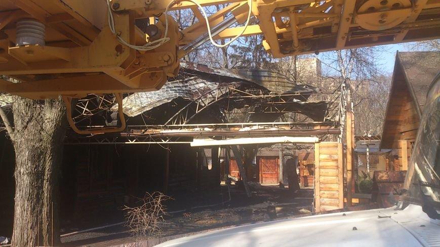 В центре Харькова дотла сгорел двухэтажный ресторан (ФОТО), фото-6