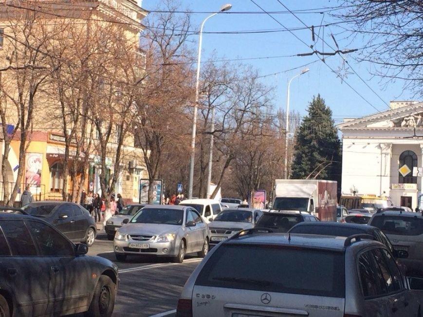 В Мариуполе столкнулись «Фольксваген» и «Тойота» (Фотофакт), фото-3