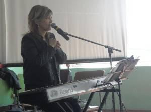 Финская певица, лауреат Евровидения посетила Днепропетровскую тюрьму (ФОТО), фото-1