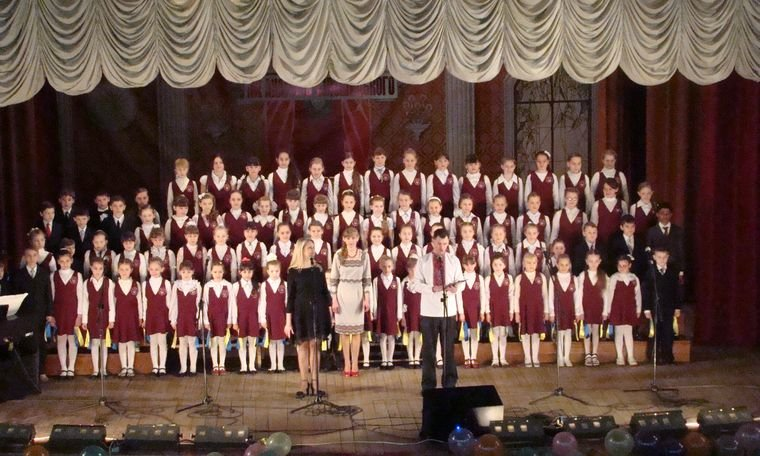 У Коростені звітувала школа мистецтв ім.А.Білошицького, фото-1