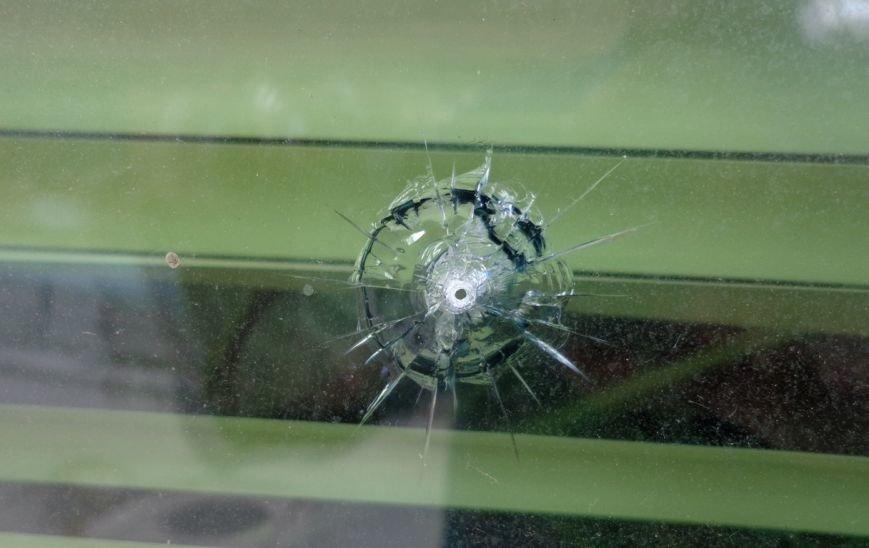 Офис сайта города Запорожье 061 обстреляли из травматического оружия (ФОТО) (фото) - фото 2