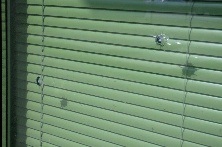 Офис сайта города Запорожье 061 обстреляли из травматического оружия (ФОТО) (фото) - фото 1
