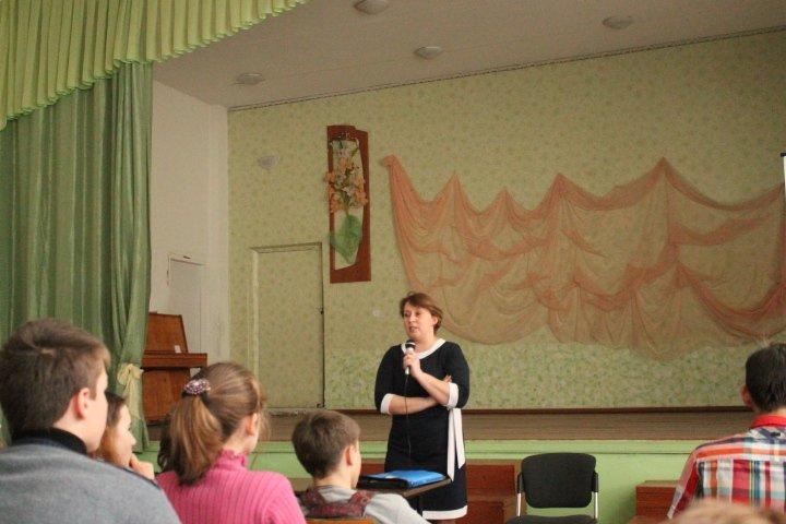 В рамках месячника против туберкулеза для артемовских школьников поводят профилактические лекции, фото-2