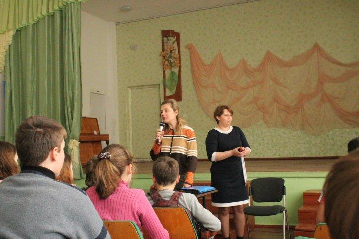 В рамках месячника против туберкулеза для артемовских школьников поводят профилактические лекции, фото-1