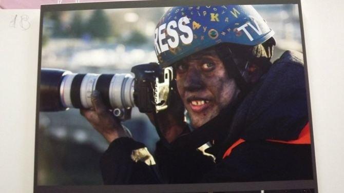 Луганчанам показали фотовыставку про Майдан (ФОТО), фото-7