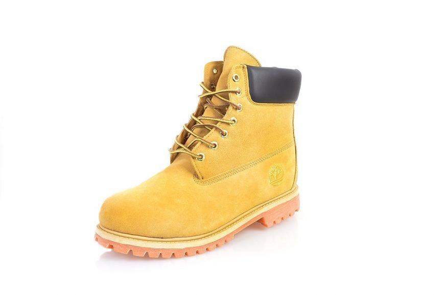 Timberland – легендарные «желтые ботинки»!, фото-1