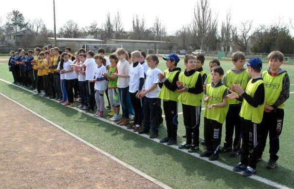 В Крыму «Веселые старты» собрали около 70 юных спортсменов (ФОТО), фото-1