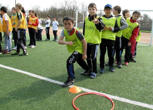 В Крыму «Веселые старты» собрали около 70 юных спортсменов (ФОТО), фото-4