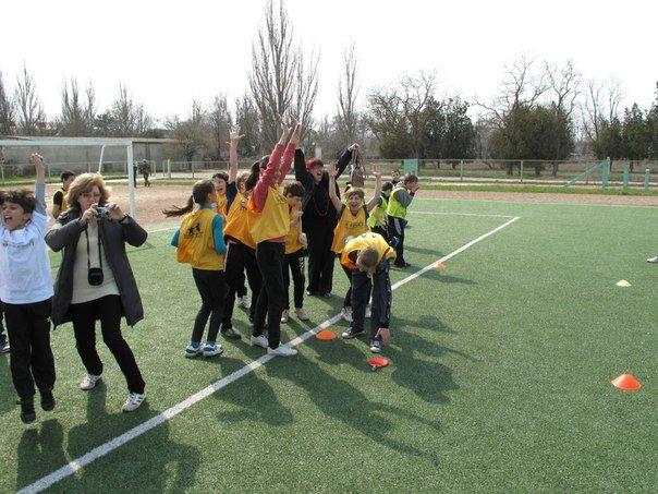 В Крыму «Веселые старты» собрали около 70 юных спортсменов (ФОТО), фото-9