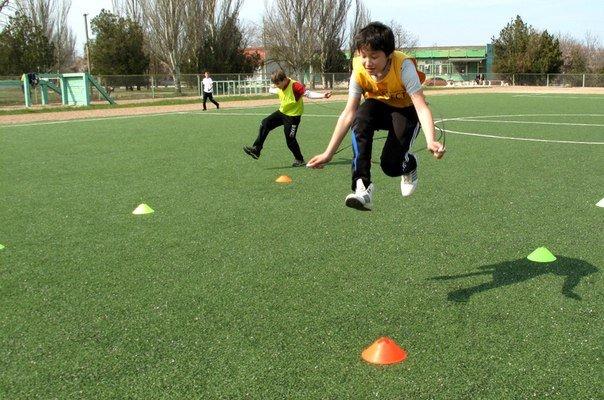 В Крыму «Веселые старты» собрали около 70 юных спортсменов (ФОТО), фото-5