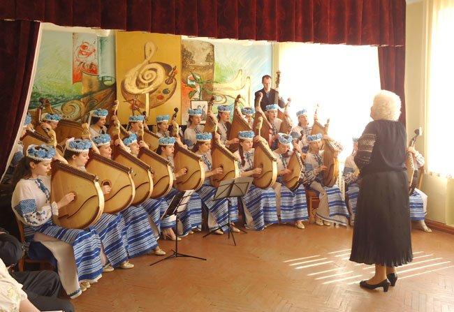 У Малині зібрались кращі юні бандуристи області, фото-1