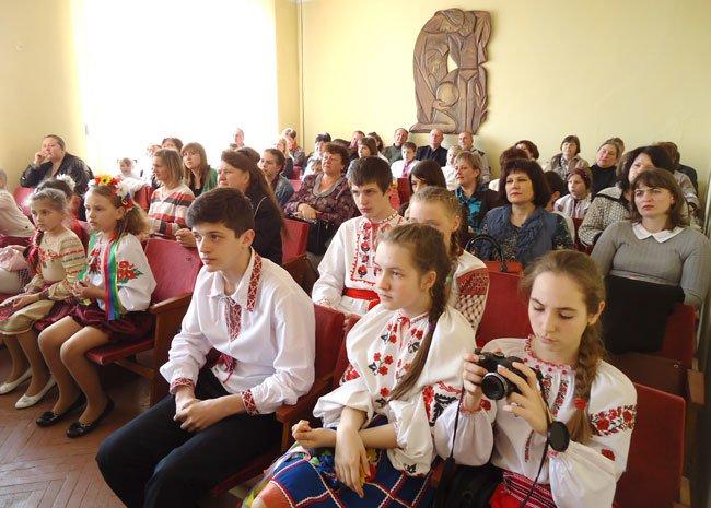 У Малині зібрались кращі юні бандуристи області, фото-2