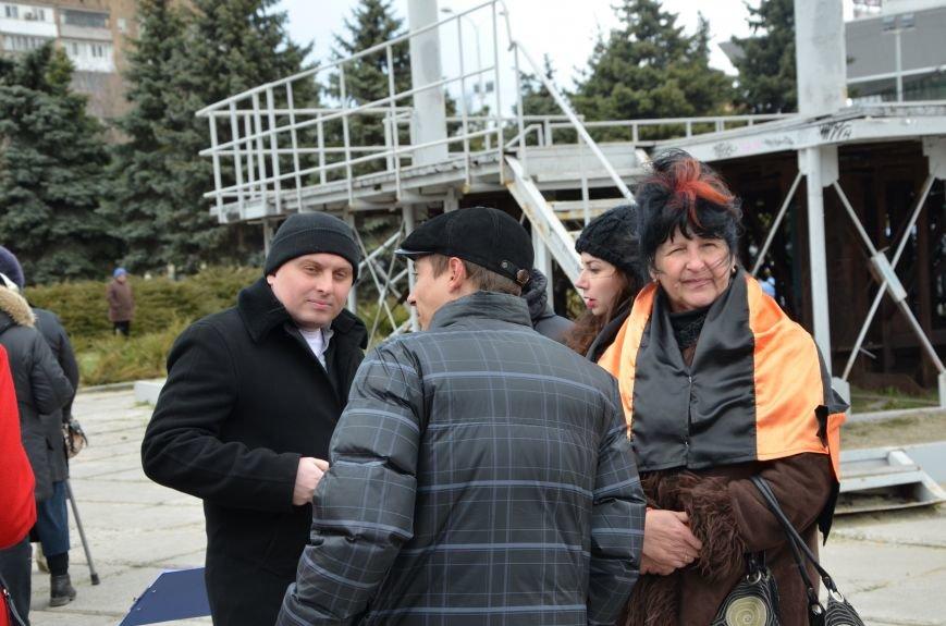 Мариупольцы митинговали за создание территориальных громад (ФОТО), фото-6