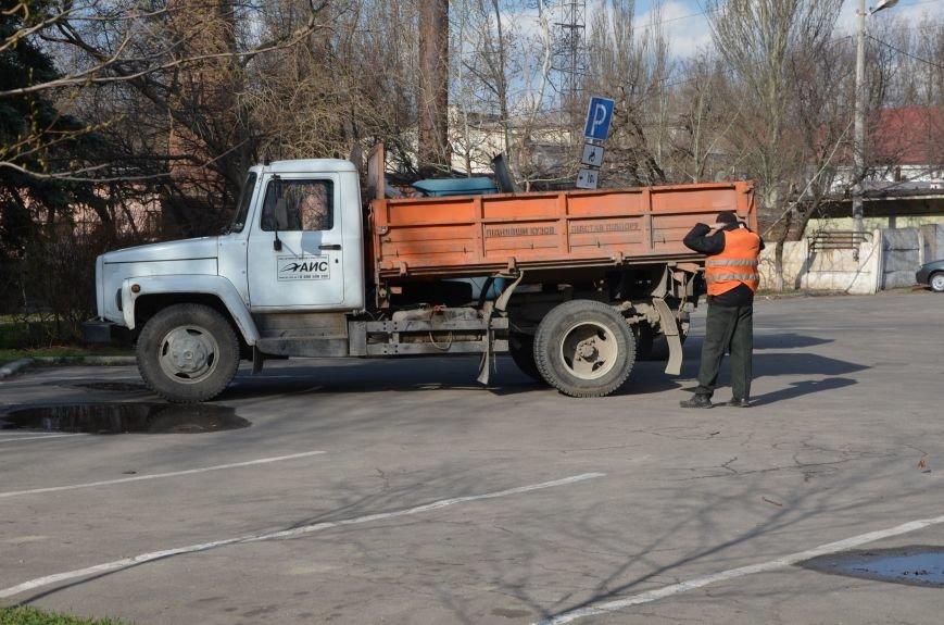 Мариупольцы вышли на общегородской субботник (ФОТО), фото-4