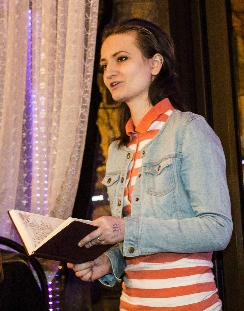 Анна Єгорова