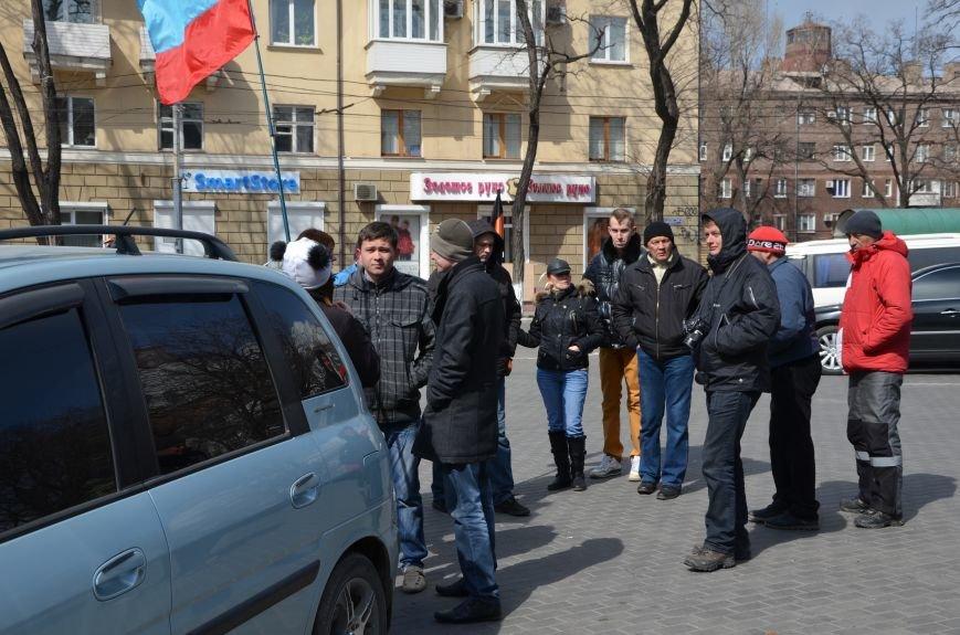 Мариупольцы устроили автопробег дружбы с Россией (ФОТО), фото-2