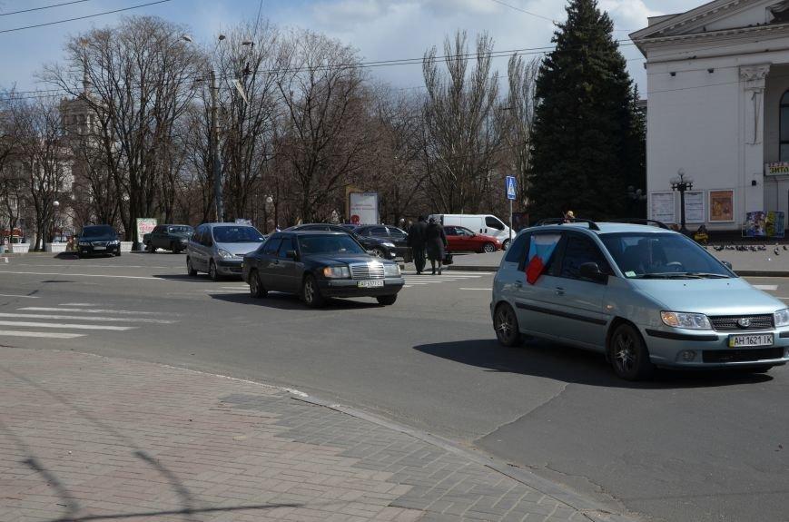 Мариупольцы устроили автопробег дружбы с Россией (ФОТО), фото-15
