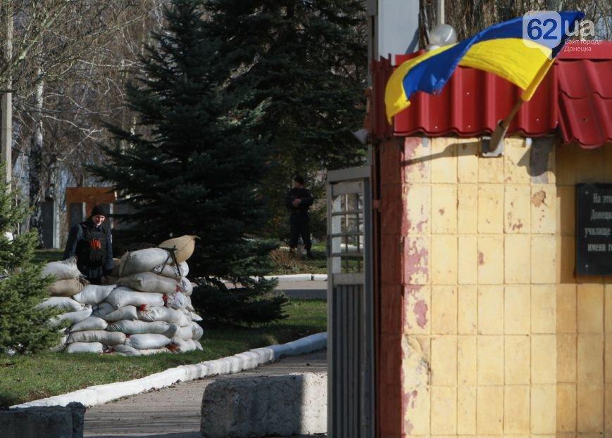 В Донецк прибыли верные присяге военные из Крыма - без оружия, но с оптимизмом (ФОТО, ВИДЕО) (фото) - фото 1