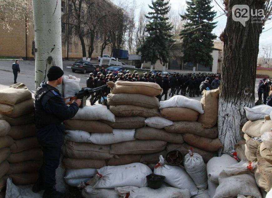 В Донецк прибыли верные присяге военные из Крыма - без оружия, но с оптимизмом (ФОТО, ВИДЕО) (фото) - фото 2