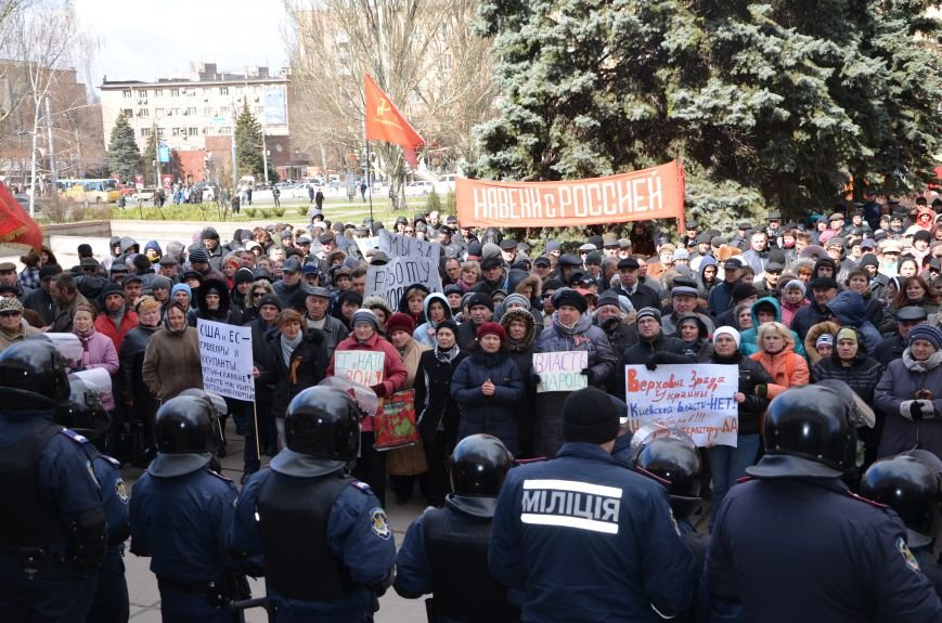 В Мариуполе стартовал митинг за референдум (ФОТО+Дополнено), фото-3