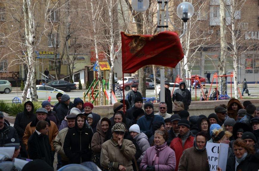 В Мариуполе стартовал митинг за референдум (ФОТО+Дополнено), фото-13