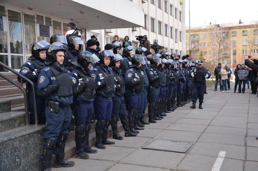 В Мариуполе стартовал митинг за референдум (ФОТО+Дополнено), фото-1